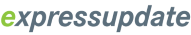 express update logo
