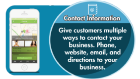 mobile-app-contact-information