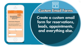 mobile-app-email-forms