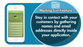 mobile-app-mailing-list