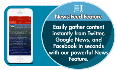mobile-app-news-feed