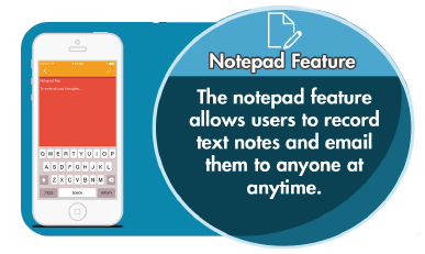 mobile-app-notepad