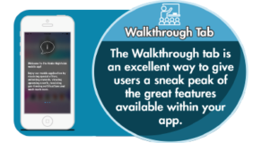 mobile-app-walkthrough