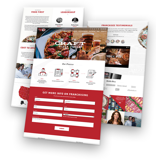 Website Design in Macon